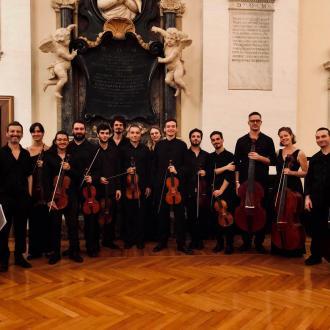Reate Festival Baroque Ensemble con il Direttore Alessandro Quarta